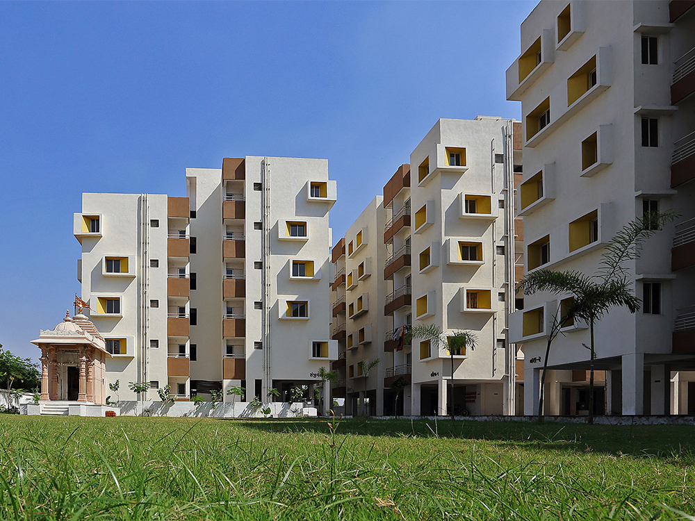 2 BHK Apartments in Ahmedabad