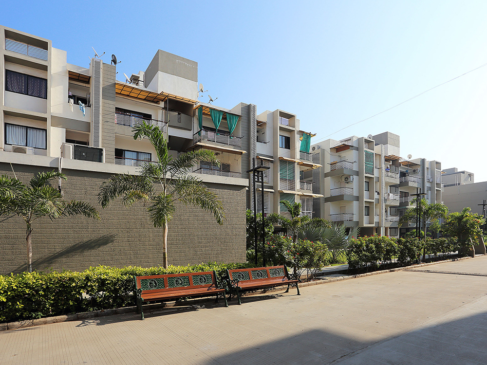 Commercial 2 Bhk Flat in Ahmedabad